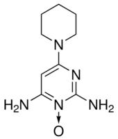Minoxidil结构式